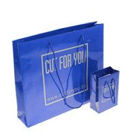 Papiertragetasche Cut for you